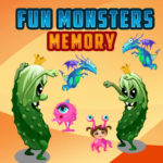 Fun Monsters Memory