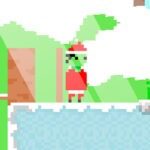 Pixelkenstein Merry Merry Christmas