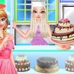 Princess Cake Shop Cool Summer