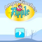 Angry Finches Funny HTML5 Game