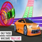 Impossible Tracks Car Stunts Game
